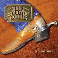 Boot Scootin' Boogie -Let's Line Dance CD