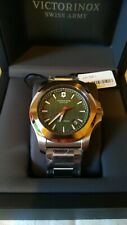 Victorinox INOX Green Dial Men's Watch