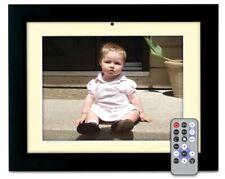 Polaroid 10.4 inch Digital Photo Frame Black Cream XSU-01035B Colour 256MB SD