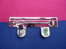 Military Ribbon Mounting Brooch Bar 2 F/S Medals - ARMY,SAS,GUARDS,RAF,RN,RM,SBS