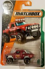 2016 Best of Matchbox Premium Collection Land Rover Defender 110 SilverRed