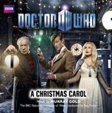 Doctor Who (A Christmas Carol) (CD, Feb-2011, Silva Screen)