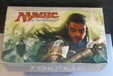 MTG BATTLE for ZENDIKAR Booster Box Factory Sealed English 36 packs !! Magic