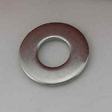 100 Stainless Steel Flat Washers #6 2211