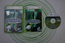 Football manager 2007 xbox 360 pal