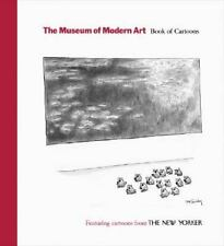 The Museum of Modern Art: Book of Cartoons (2008, Hardcover)