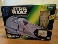 Kenner Star Wars Expanded Universe Airspeeder & Pilot Action Figure Sealed 1997