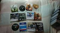Call of Duty - Modern Warefare 2, 4 & Ghosts.  Sony Playstation [PS3]
