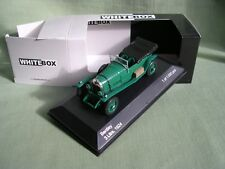 BENTLEY 3 LITRE 1924 VERTE 1/43 WHITEBOX LIMITEE 1/1000