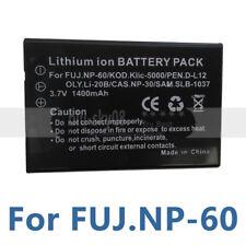 Battery For AIPTEK A-HD+(model:V5VP)/GO-HD-720P/NP60 Aiptek Pocket HD-Camcorder
