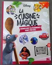 !!! NEUF - ALBUM collection DELHAIZE- DISNEY- LA CUISINE MAGIQUE 2020 - COMPLET