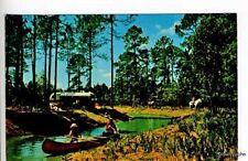 Walt Disney World RV Trailer Motor Home Postcard