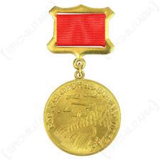 WW2 Russian 1941-1945 Labourer Medal - Repro Soviet Award Great Patriotic War