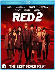 RED 2  (Bruce Willis)   (Steelbook)-  Blu Ray - Sealed Region B for UK