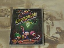 Sonic Underground: Secrets of the Chaos Emerald + Care Bears (DVDs) *NEW*) LOT
