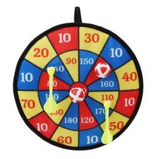 Sports Toys Fabric Dart Board Set Kid Ball Target Game Children Security Toy FI