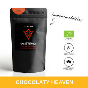 Organic Cacao Powder | Fair Trade | Peruvian | The Grove