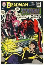 STRANGE ADVENTURES #214 VG/F, Deadman by Neal Adams, DC Comics 1968