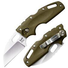 "Cold Steel 20LTG Tuff Lite Folding Knife 2.5"" Plain Blade, OD Green Handles"