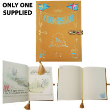 More details for disney store cinderella a4 replica journal hard back large lined notebook foiled