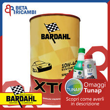 Olio motore Bardahl XTC C60 10W40 Olio Sintetico Nuova Formula Fullerene