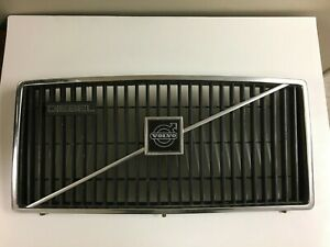 1978 1979 1980 1981 1982 1983 Volvo VL 240 244 DL Front Grille Assembly