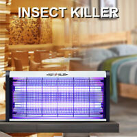 30 W Pro Electric Fly Insect Bug Pest Mosquito Killer Zapper Trap UV LED Lamp