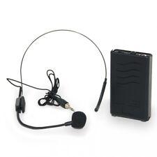 IBIZA  PORT 12 PORT 15 VHF Ersatzfunkmikrofon mit Taschensender 203,5MHz
