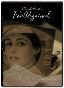 Time Regained [New DVD]