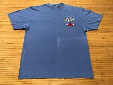 XL - Vtg 90s Disney Roger Rabbit Embroidery Faded Cotton T-shirt