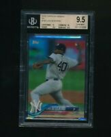 2018 Topps On Demand 3D #100 Yankees Luis Severino BGS 9.5