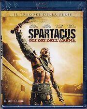 3 Blu-ray Box Cofanetto **SPARTACUS ♦ GLI DEI DELL'ARENA** nuovo 2010