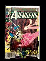 AVENGERS #231 MARVEL COMICS VF+ 1983 NEWSSTAND COMBINED SHIPPING+DISCOUNTS!
