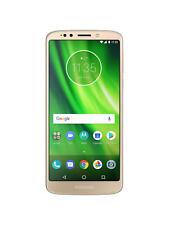 "Motorola Moto G6 Play 32GB 3GB 5.7"" Android Sim Free Smart Phone Gold (614812)"