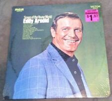 Eddy Arnold - Songs Of The Young World (NEW SEALED LP -  33 RPM)