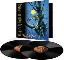 Iron Maiden Metal Vinyl Records