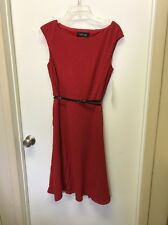 Black Label By Evan Picone Dress Size 12 NWT