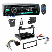 JVC Car Stereo Radio Single Din Dash Kit Harness For 98-08 Ford Lincoln Mercury
