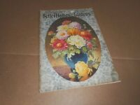 OCT 1925 BETTER HOMES AND GARDENS magazine