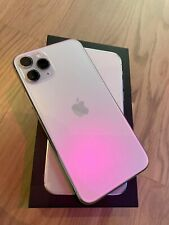 Apple iPhone 11 Pro - 64GB - Silver (Unlocked) - Immaculate Condition