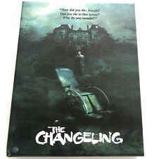 The Changeling Blu-ray Limited Edition Second Sight Booklet Soundtrack CD Horror