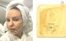 TONYMOLY Intense Care 24K Gold Snail Hydro Gel Mask Moisturizing Facemask NEW
