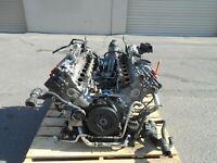 2007 06 07 08 09 Audi S8 (D3) V10 5.2L FSI 444hp Engine  #9933