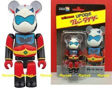 Medicom Be@rbrick 2015 UFO Grendizer Pilot 100% Duke Fleed Bearbrick 1pc