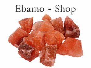 Salzstein Kristallsalz Sauna 1-25 KG Salzsole Saunasteine 3-12 cm Salz Chunks