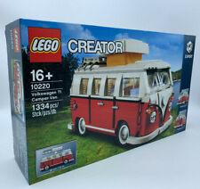 LEGO 10220,  Creator Volkswagen T1 Campingbus, NEU + OVP