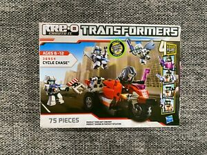 Kre-O Transformers Cycle Chase BRAND NEW 36954