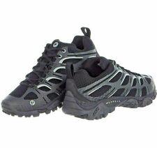 Merrell Men's Moab Edge Hiking Shoe Black/Grey