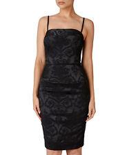 Vivienne Westwood Red Label -  Brocade Black Dress - size 8 - RRP - £850.00 BNWT