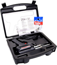 New ListingWeller Iron Professional Soldering Gun Kit w/Tips Solder Case 120-Volt 260/200W